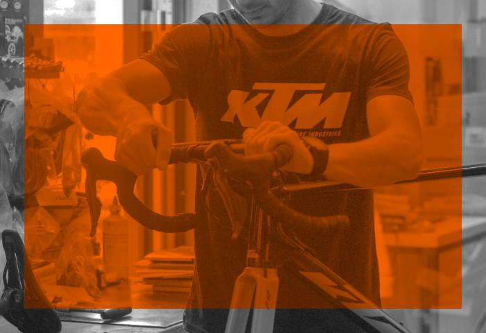 KTM Bike Ersatzteile