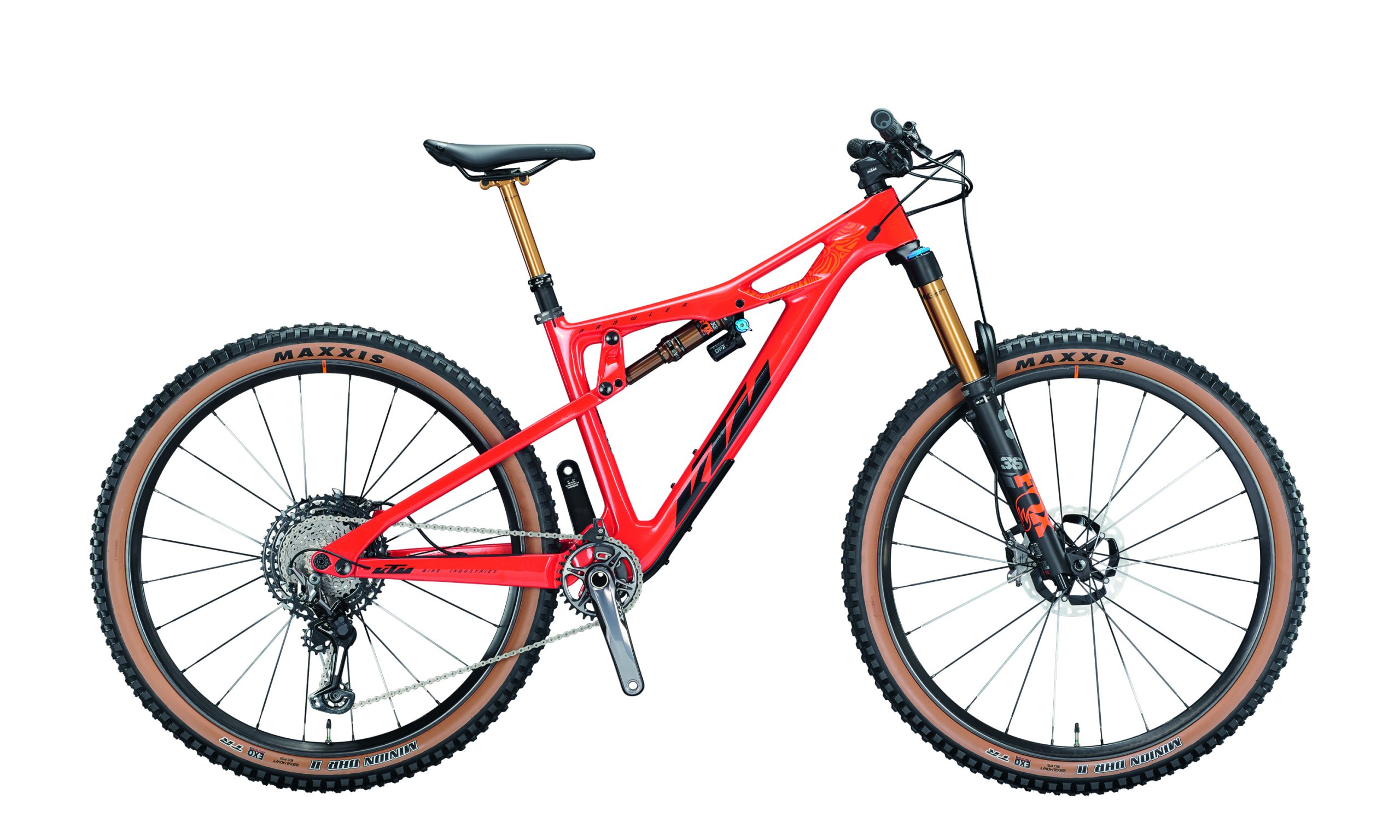 KTM Bike - PROWLER EXONIC