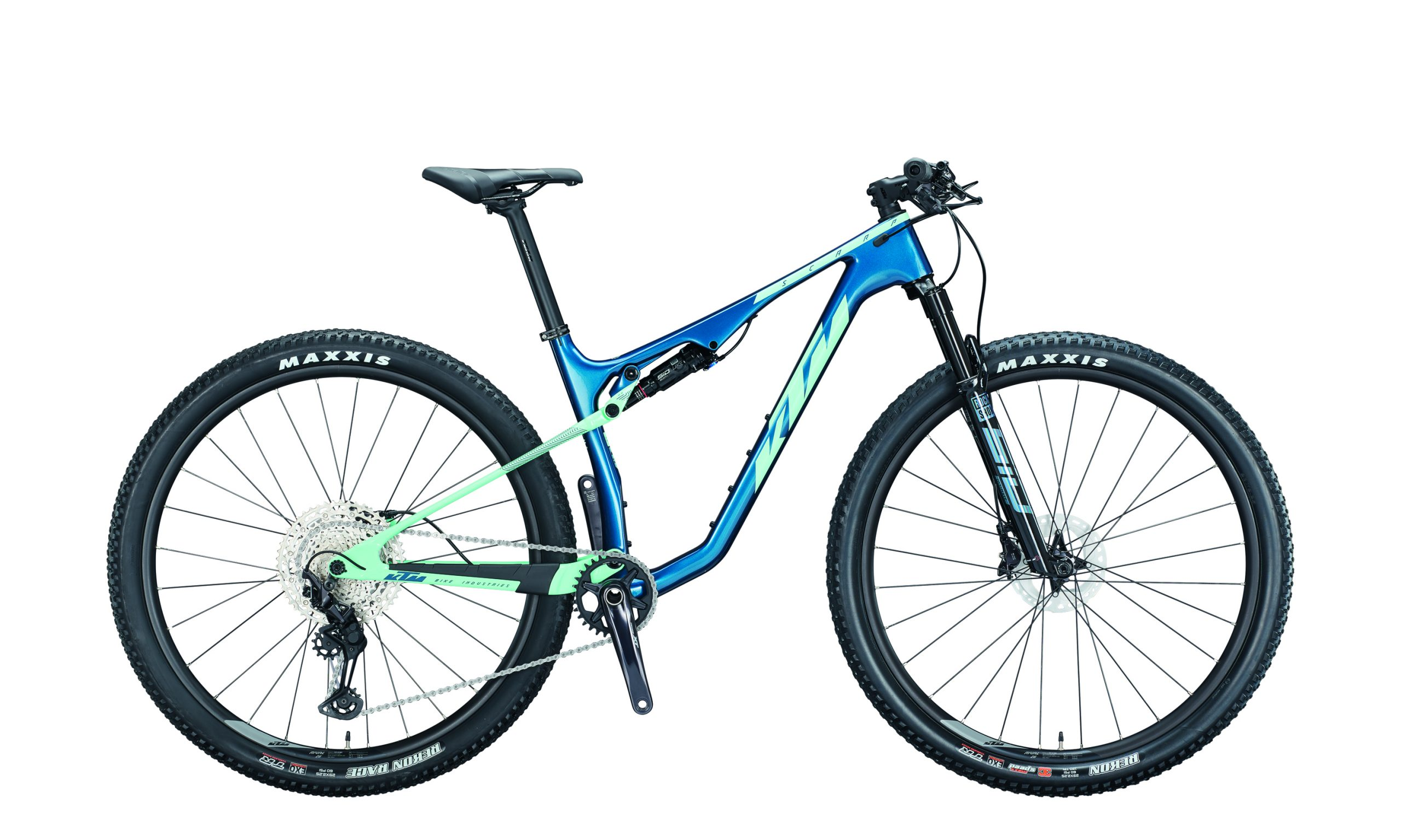 KTM Bike - SCARP GLORIOUS