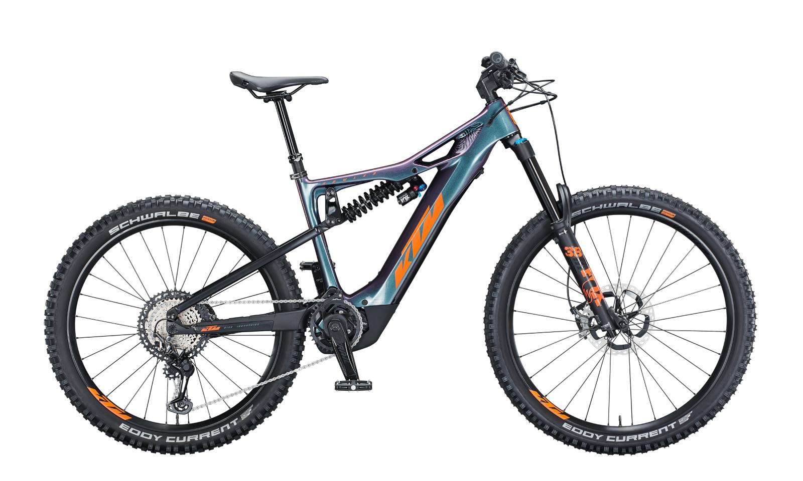 KTM E-Bike - MACINA PROWLER PRESTIGE