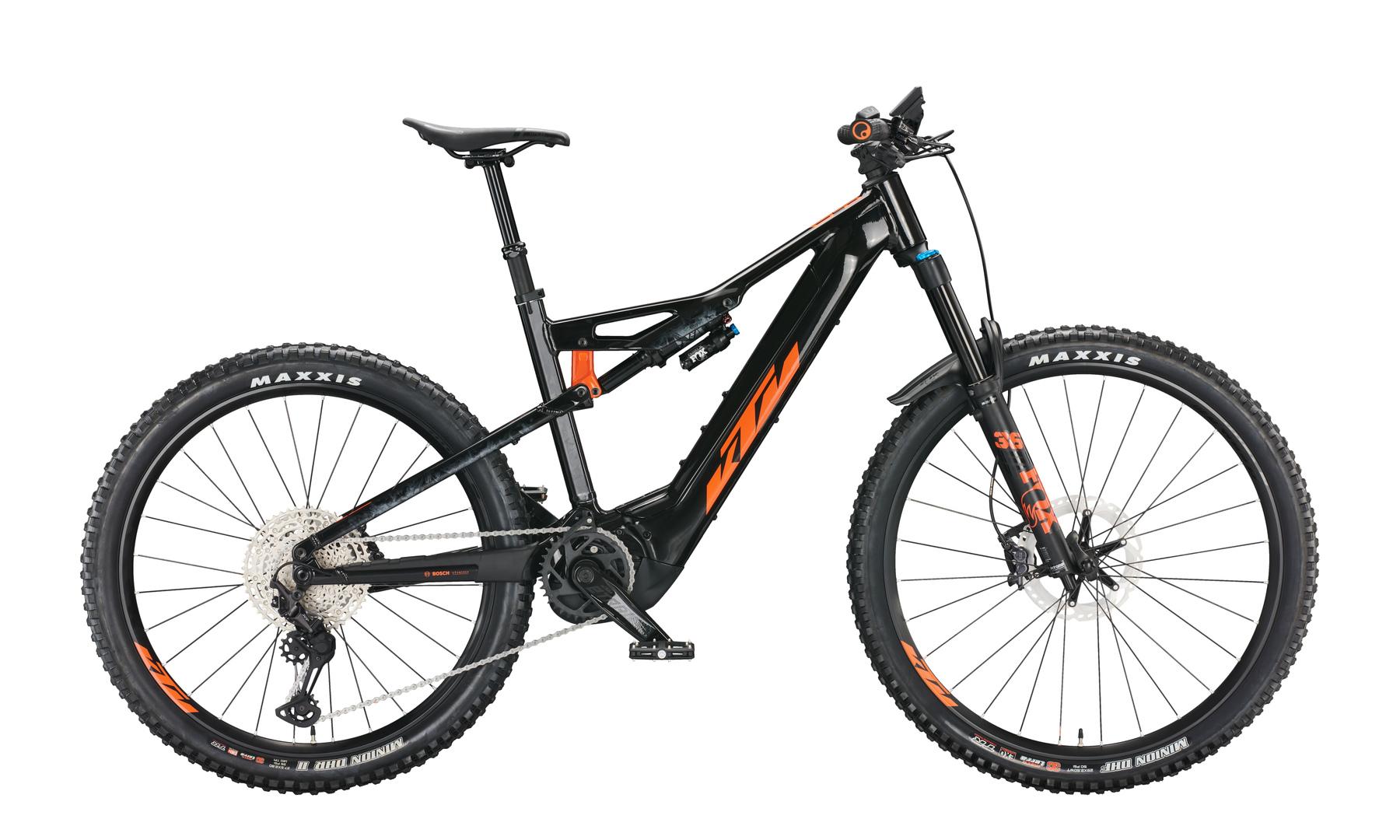 KTM E-Bike - MACINA KAPOHO 7971