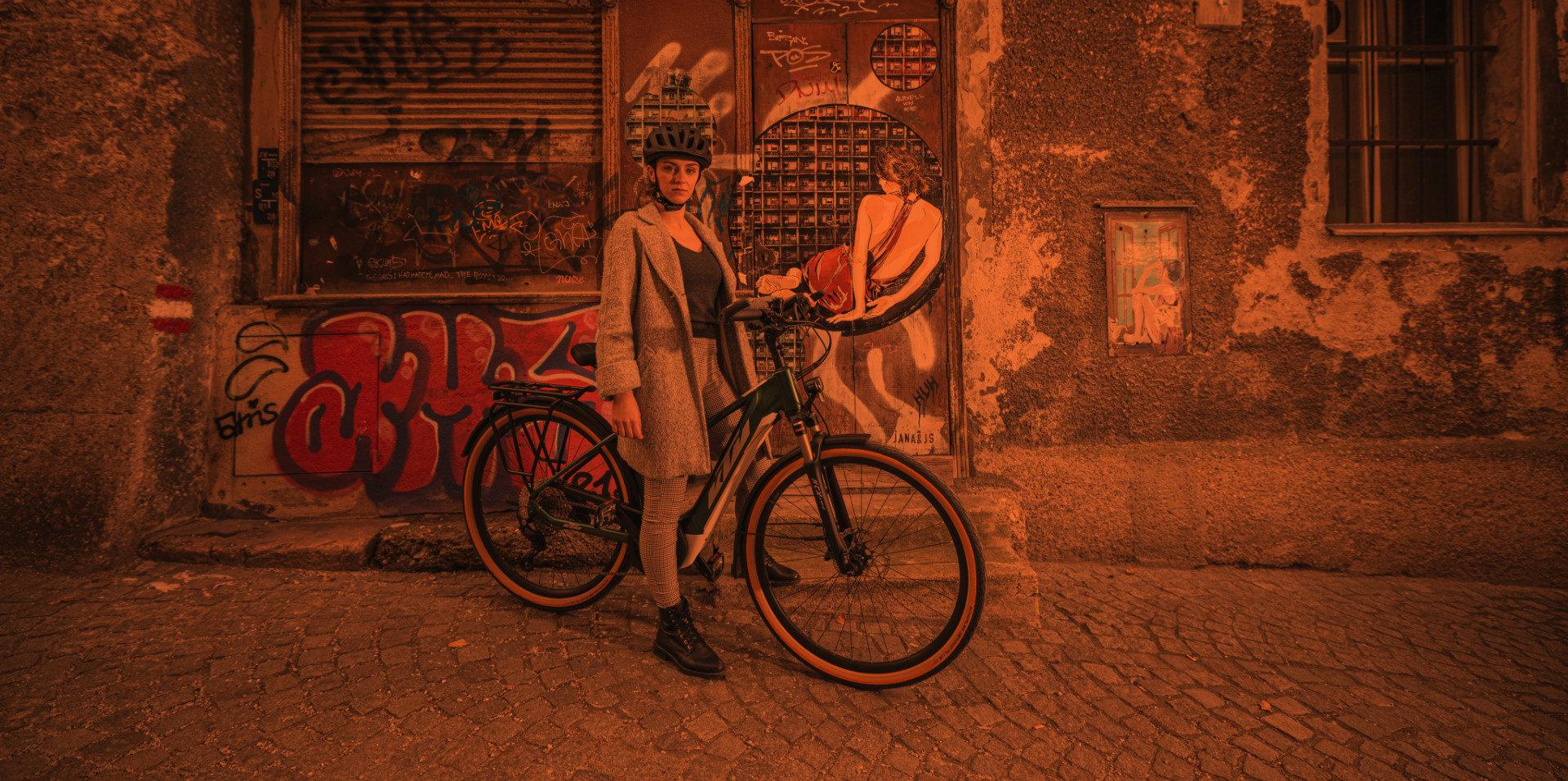 KTM Citybike