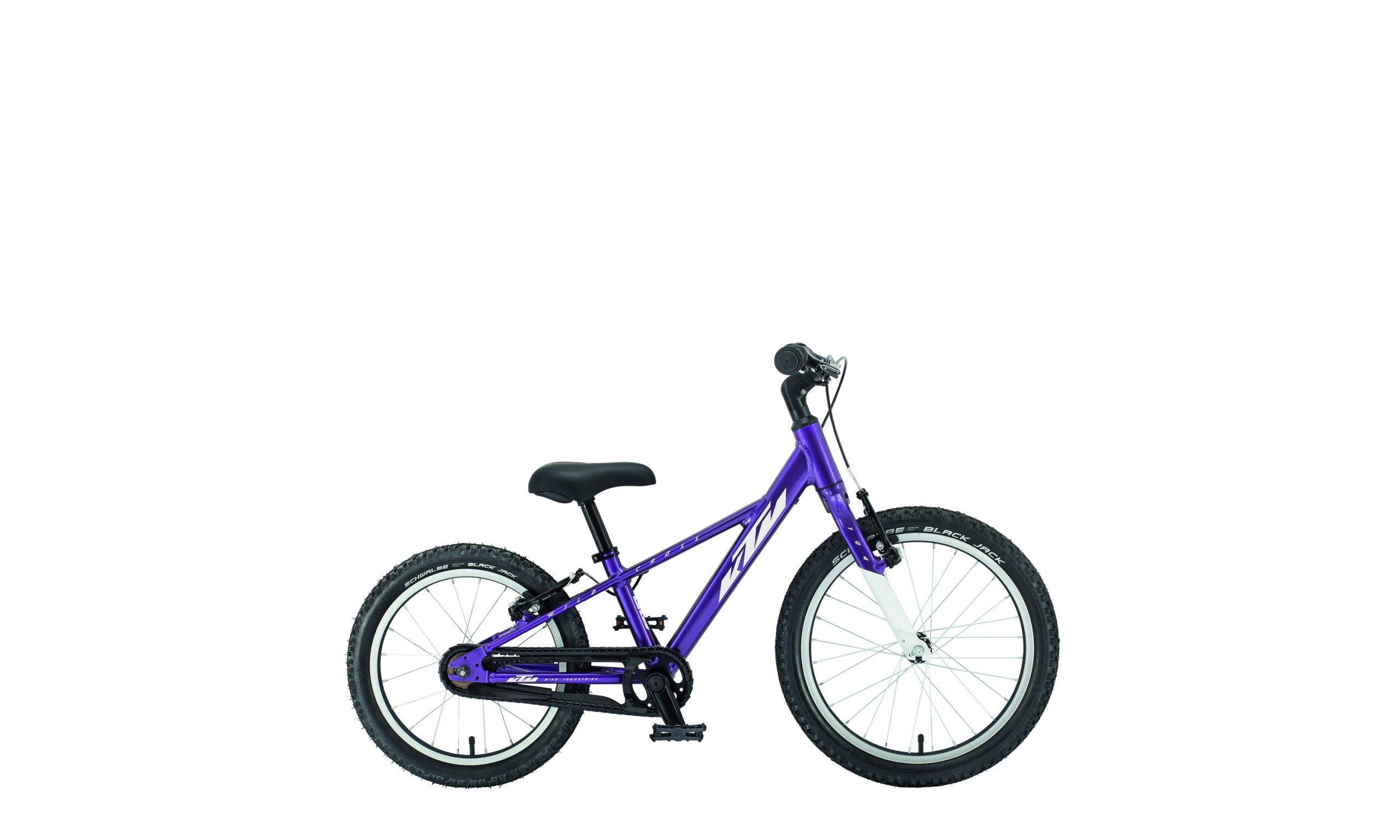 KTM Bike - WILD CROSS 16 (purple)