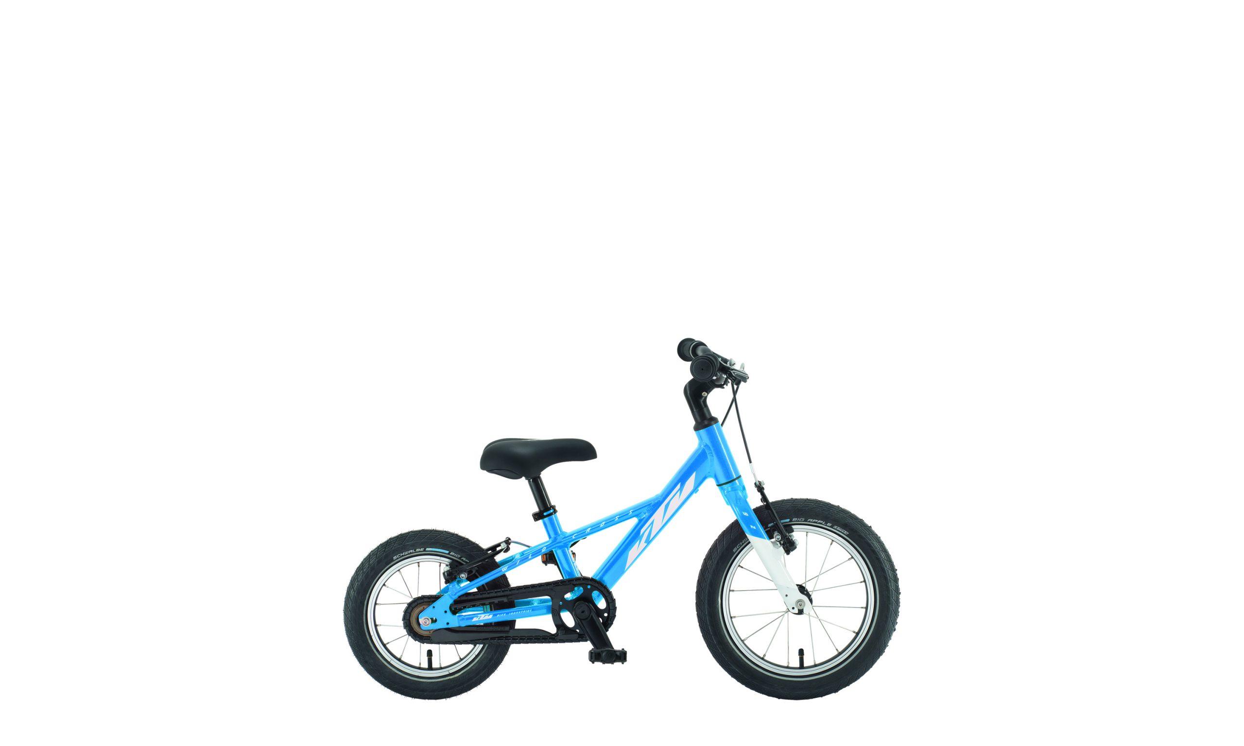 KTM Bike - WILD CROSS 12 blue