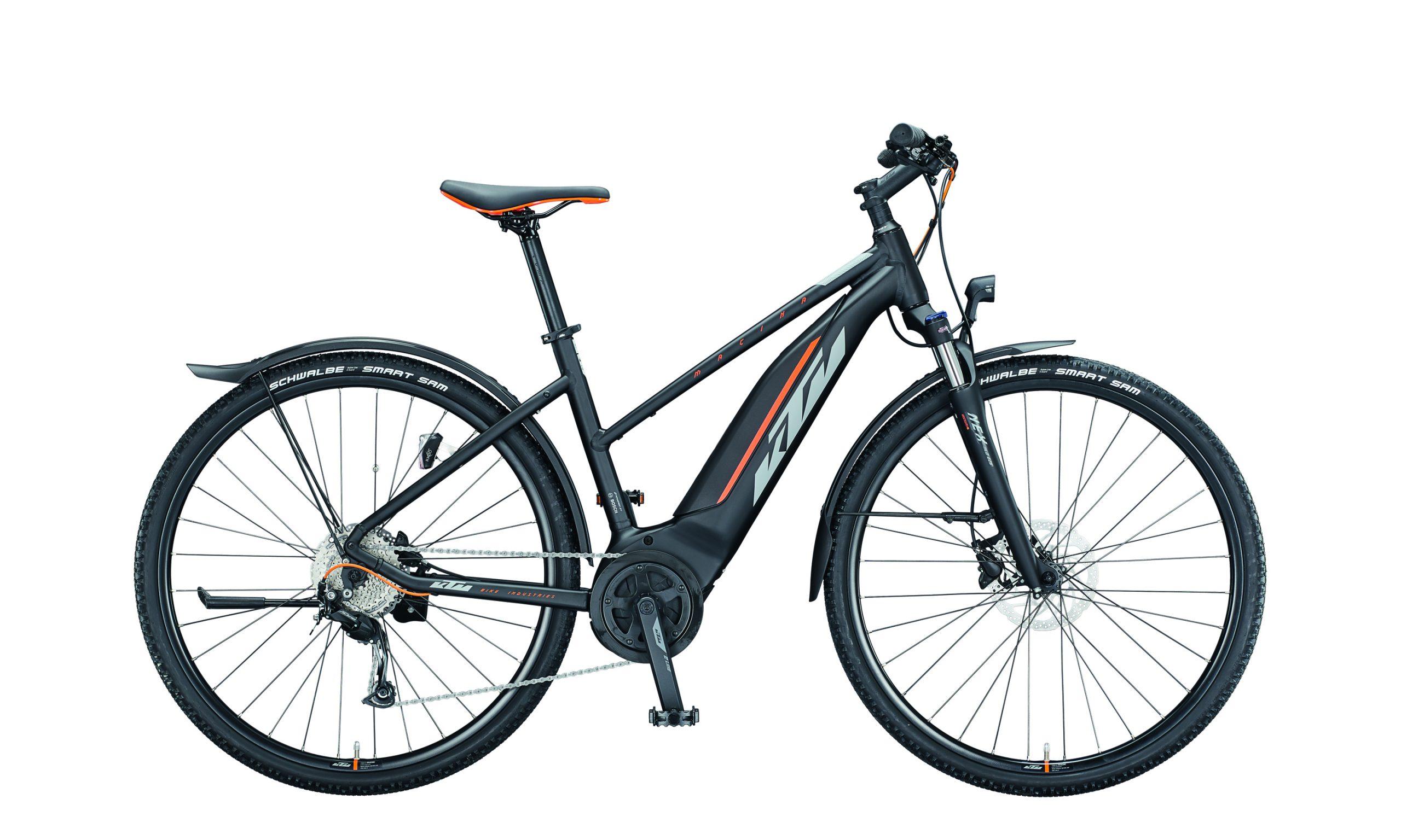 KTM E-Bike - MACINA CROSS P510 Street