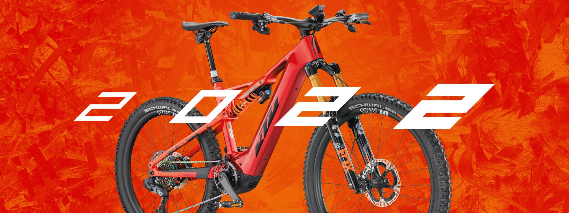 Bild von aktueller KTM Bike Collection